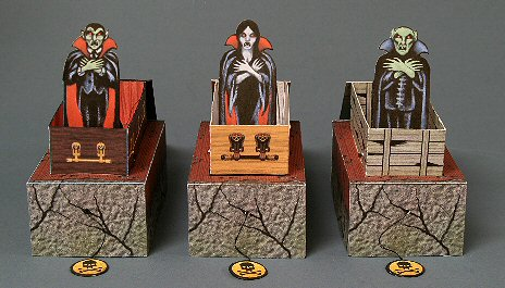 Papercraft Halloween. Manualidades a Raudales.