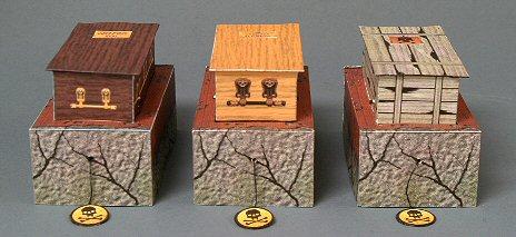 Papercraft del Conde Drácula - Halloween. Manualidades a Raudales.